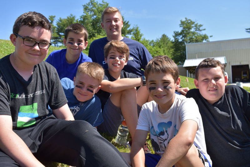 Registration for the 2021 Sebago Leadership Camp is now available